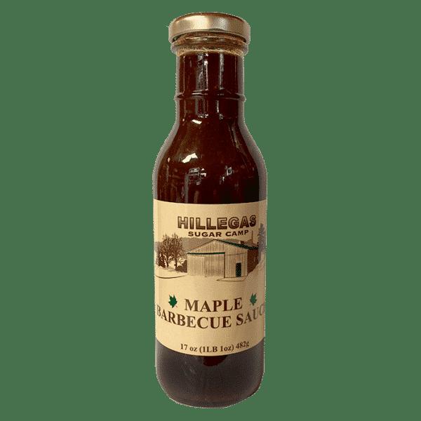Hillegas Sugar Camp Maple BBQ Sauce