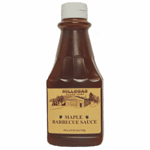 hillegas sugar camp maple bbq sauce