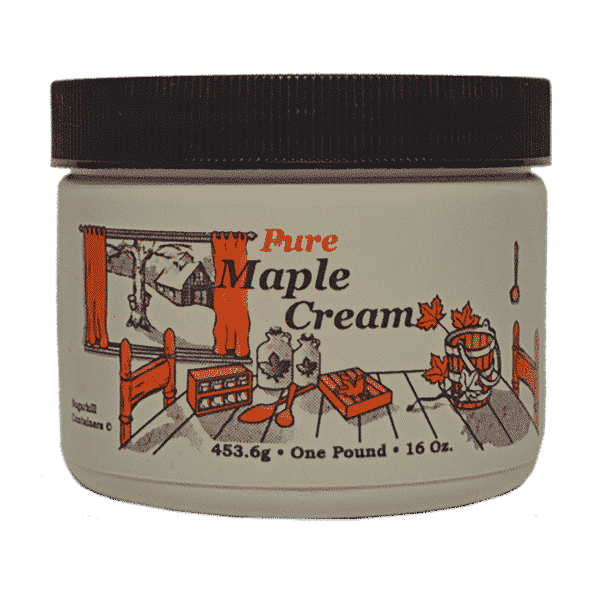 hillegas sugar camp maple cream pound