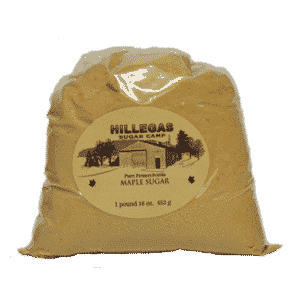 hillegas sugar camp maple sugar pound